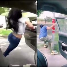 Watch: The #InMyFeelings challenge is causing accidents everywhere, and the police are angry