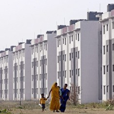 A month before deadline, 73% homes for urban poor in Uttar Pradesh are incomplete
