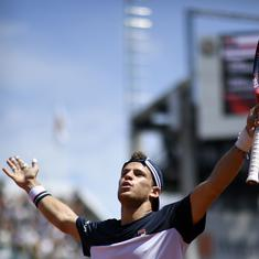 Get Shorty: Diego Schwartzman slays one giant and now, runs into another