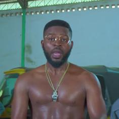 'This is Nigeria': Watch Falz's savage rap video about his country, inspired by 'This is America'