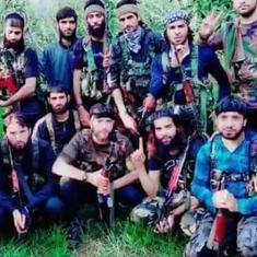 Punishment videos and recruitment announcements: Hizbul changes its public messaging in Kashmir