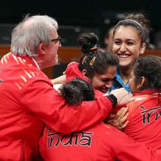 China were 'very concerned' about playing us: India's table tennis coach Massimo Costantini