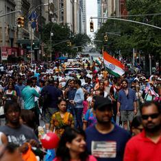 अमेरिका में अवैध घुसपैठ के आरोप में गिरफ्तार भारतीयों की संख्या तीन गुना बढ़ी