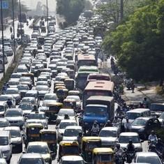 Centre announces Rs 19,762-crore package to decongest Delhi