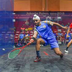 Squash: Harinder Pal Sandhu beats Tomotaka Endo to bag men's title in third leg of India Tour