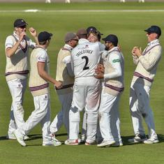 Coronavirus: English county cricketers accept pay cuts till end of July, maximum reductions at 20%