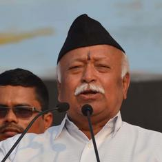 There's hue and cry over Hindutva only in India, not elsewhere, says RSS chief Mohan Bhagwat
