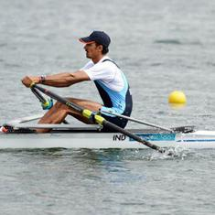 India rower Swaran Singh could miss Asian Games due to typhoid: Report