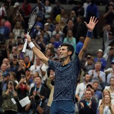 Novak Djokovic wins third US Open to equal Pete Sampras's record of 14 Grand Slams