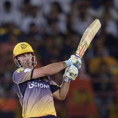 Big Bash League: Australia's Chris Lynn signs million-dollar contract with Brisbane Heat
