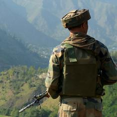 Jammu and Kashmir: Suspected militant killed in Uri sector, says Army
