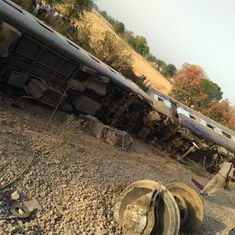 The big news: Around 50 injured after Mahakoshal Express gets derailed, and nine other top stories