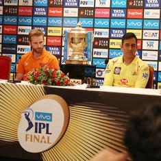 IPL 2018 final: How Sunrisers Hyderabad can overcome the Chennai Super Kings jinx