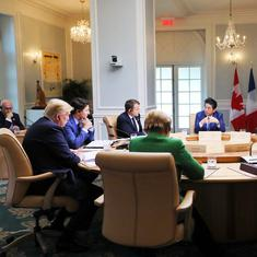 Donald Trump pulls United States out of G7 joint statement, attacks Canadian PM Justin Trudeau