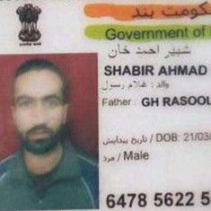 Police recover Aadhaar card from suspected Jaish-e-Mohammed terrorist arrested in J&K