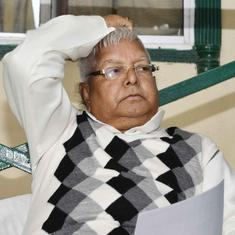 Bihar: Enforcement Directorate seizes land belonging to Lalu Yadav's family