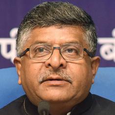 सिर्फ कांग्रेस का अहम संतुष्ट करने के लिए रफाल सौदे की जांच नहीं कराई जा सकती : रविशंकर प्रसाद