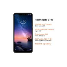 Xiaomi Redmi Note 6 Pro spotted on AliExpress in China; Redmi Note 6 Pro price, specs revealed