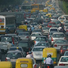 The traffic paradox: More flyovers will only increase congestion in Delhi, not solve it