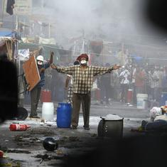 Egypt: Court sentences 75 people to death in connection with 2013 protests