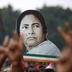 As UP crackdown continues, Mamata Banerjee launches meat and biryani delivery vans in West Bengal