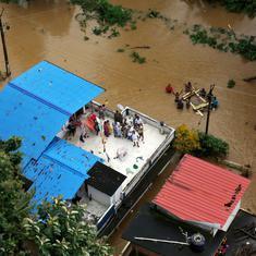 The big news: Kerala CM Pinarayi Vijayan says 324 people killed in floods, and 9 other top stories