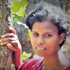 The anger of Adivasis turns to poetry of anguish and hope in a young woman's hands