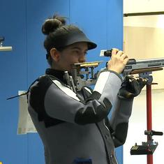 Shooting World C'ship: Anjum Moudgil wins silver, India get two Olympic spots in 10m air rifle