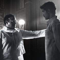 First look: Rana Daggubati as N Chandrababu Naidu in new 'NTR' poster