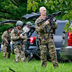 अमेरिका : बीते दो दिनों में गोलीबारी की कई घटनाएं, कम से कम आठ की मौत, कई घायल