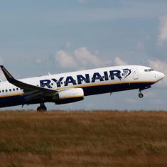 Why Ryanair passengers bled from the ears when their plane lost cabin pressure