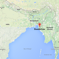 Buddhist monk hacked to death in Bangladesh