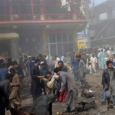 Pakistan: At least 22 dead in blast at Parachinar market