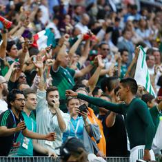 World Cup: Fifa opens disciplinary proceedings against Mexico over homophobic chants