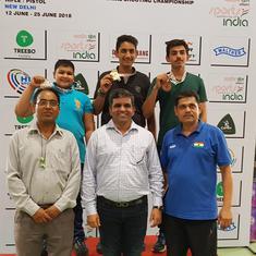 KSS Shooting: Arpit Goel bags top honours on Day 1, Olympic medallist Vijay Kumar wins two medals