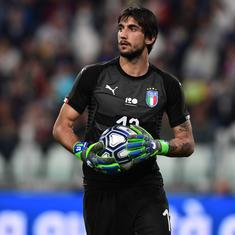 Juventus sign Genoa goalkeeper Mattia Perin to replace Gianluigi Buffon