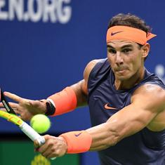 It's been a complicated year: Rafael Nadal withdraws from ATP Finals, confirms ankle surgery