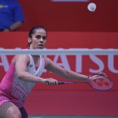 Yamaguchi snatches win away from Saina as Japan knock India out of Uber Cup with 5-0 victory