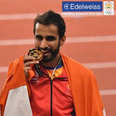 I am not at all surprised that Manjit Singh won 800m gold at Asian Games: Jinson Johnson