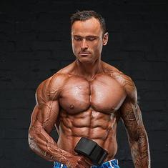 Interview: From a champion hurdler, Andy Turner's remarkable transformation into a bodybuilder