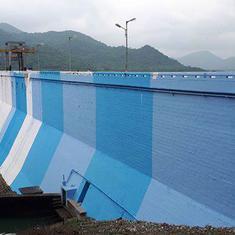 झारखंड : मासनजोर बांध के रंग को लेकर भाजपा और टीएमसी में टकराव