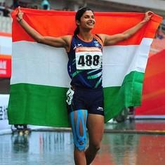 Olympics athletics: Srabani Nanda fails to qualify for women's 200 m semi-final