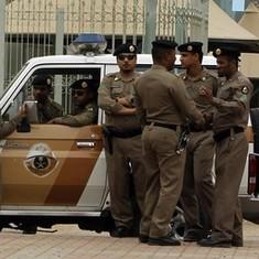 सऊदी पुलिस ने गैर-इस्लामिक हेयर स्टाइल और छोटे कपड़े पहनने पर 50 को हिरासत में लिया