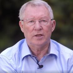 Watch: Alex Ferguson thanks medics, fans in first public comments since emergency surgery
