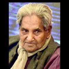 Legendary Hindi poet Gopal Das Neeraj dies at 93