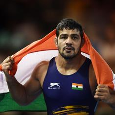 We are correcting a mistake: Wrestling federation upgrades Sushil and Sakshi's contracts to Grade A