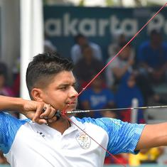 Archery: Abhishek Verma, Jyoti Vennam win compound mixed pair gold in Asian Championships