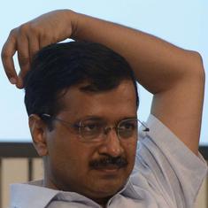 दिल्ली : आप उम्मीदवार के बेटे का दावा, टिकट के लिए अरविंद केजरीवाल को छह करोड़ रुपये दिए