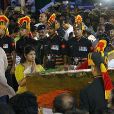 The big news: DMK chief Karunanidhi buried at Chennai's Marina Beach, and nine other top stories