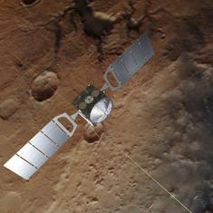 Evidence of underground lake of liquid water found on Mars